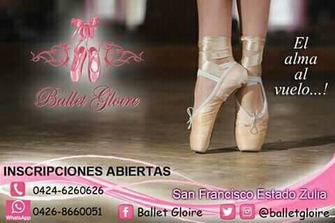 Ballet Glorie